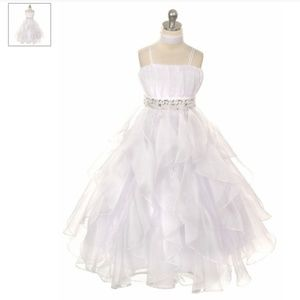 Girls' Flower Girl Dress